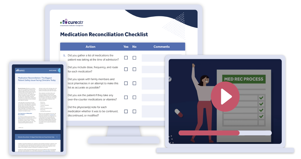 Medication Reconciliation | Medication Non-Adherence | Resources